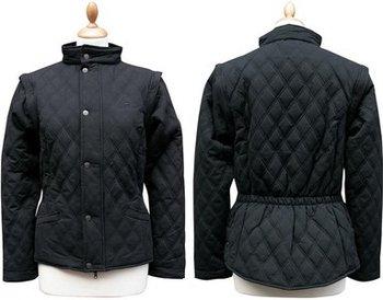 HH body coat zwart mt M