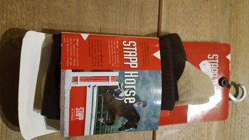 Sokken stap horse bruin 35-38