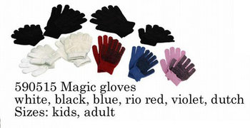 Magic gloves handschoenen