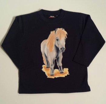 Horka sweater blauw maat 128