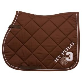 HV Polo zadeldek Favouritas Brown Full Dr.