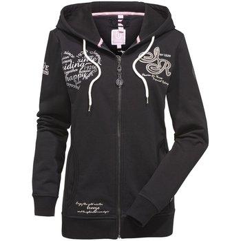 IR Sweat vest shinning black