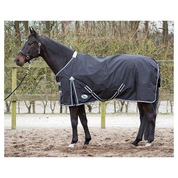 Thor deken 0 grams met fleece lining zwart (regendeken)