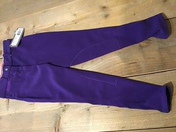 Red Horse rijbroek Kelly violet (128)
