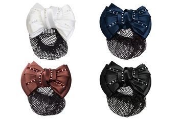 Hair Clip Strass , Imperial Riding bruin