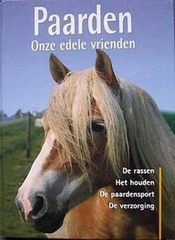 Paarden onze edele vrienden