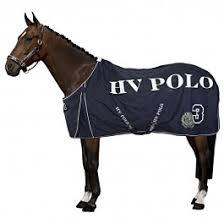 HV Polo Staldeken Favouritas 300 Gr. Navy maat 1,95