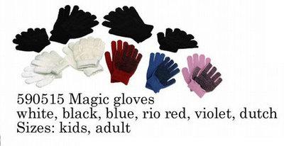 Magic gloves handschoenen